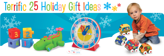 Terrific 25 Holiday Gift Ideas