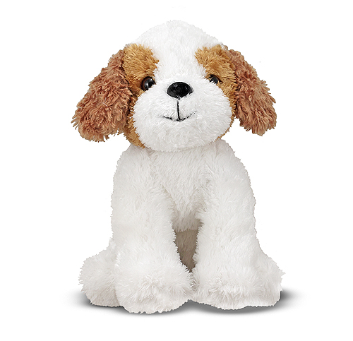 Melissa and Doug Jackson Jack Russell Terrier Puppy Dog Stuffed Animal