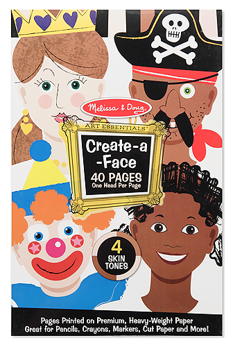 Melissa & Doug art supplies