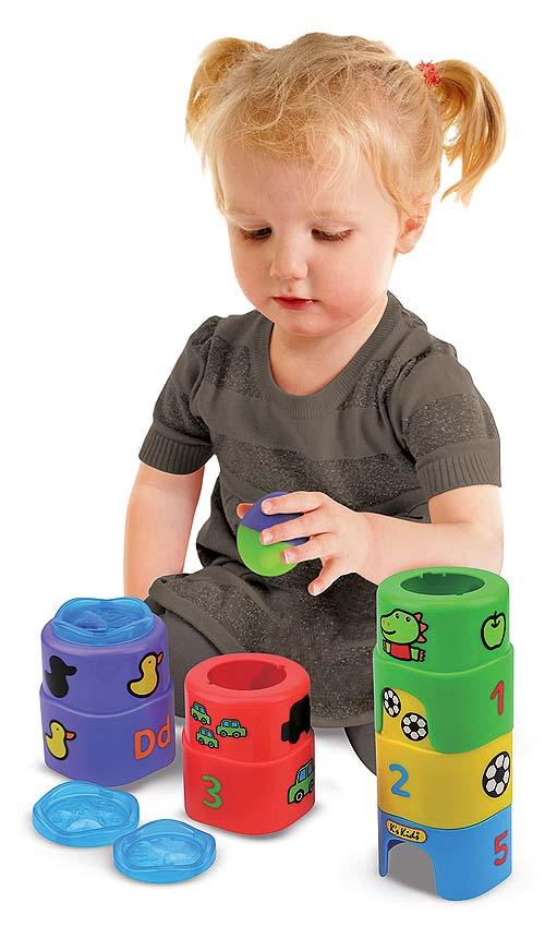 Melissa & Doug - Smart Stacker Learning Toy 171b26222fb262595a1467bbc901f306