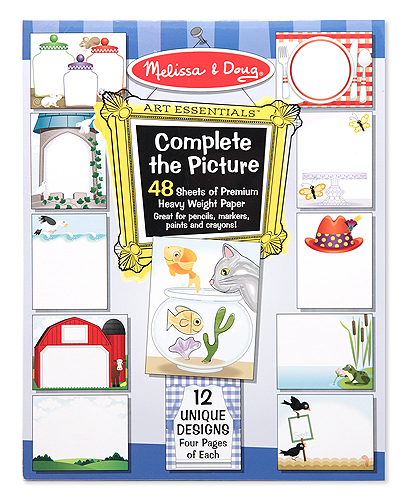 Melissa &amp; Doug Art Supplies
