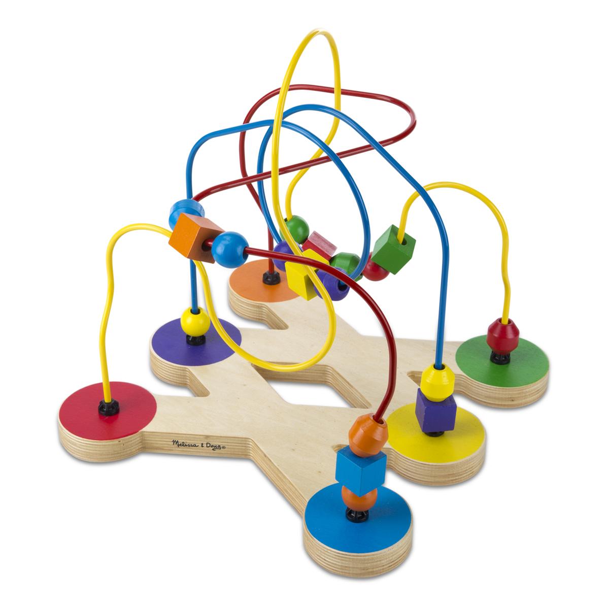 Melissa & Doug Classic Toy Bead Maze 2281