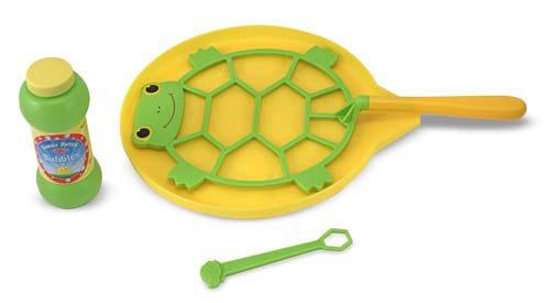 Melissa & Doug - Tootle Turtle Bubble Set 29f20f58798b3e613cc9edf0e9f4f581