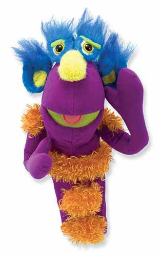 Melissa and Doug - Make Your Own Monster Puppet