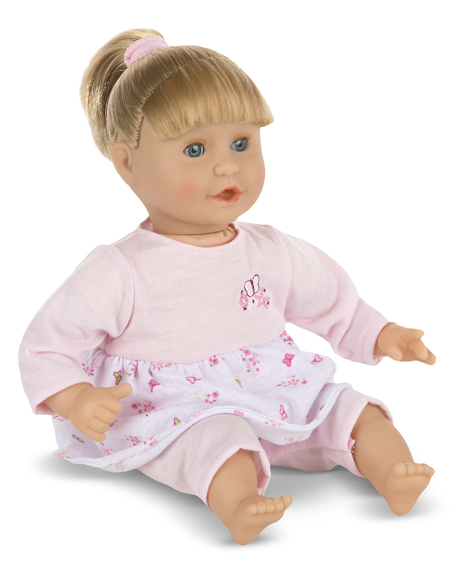 "Melissa and Doug Natalie 12"" Doll - Mine to Love"