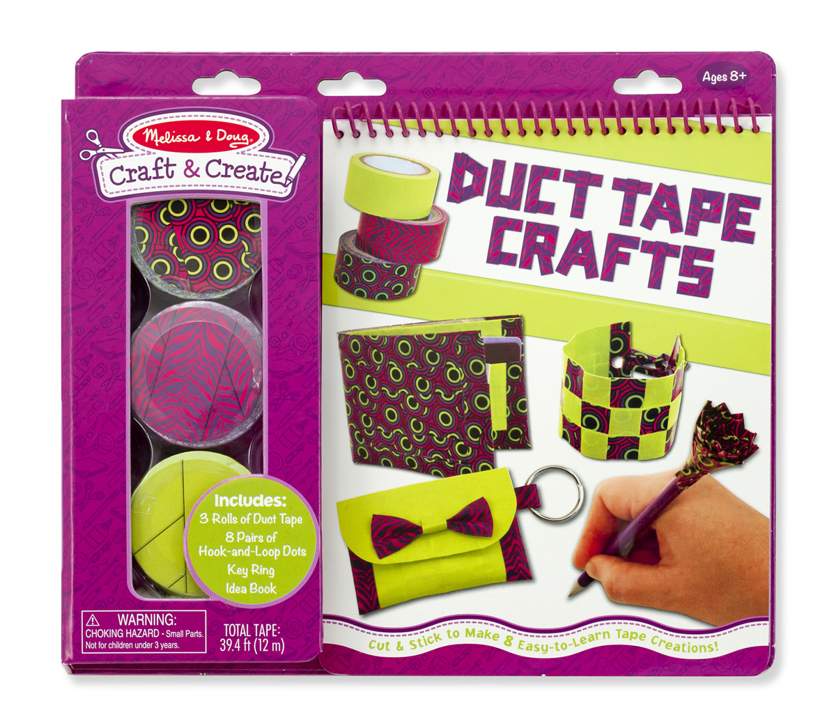 Craft Amp Create Tape Crafts Toys For 8 Years And Older