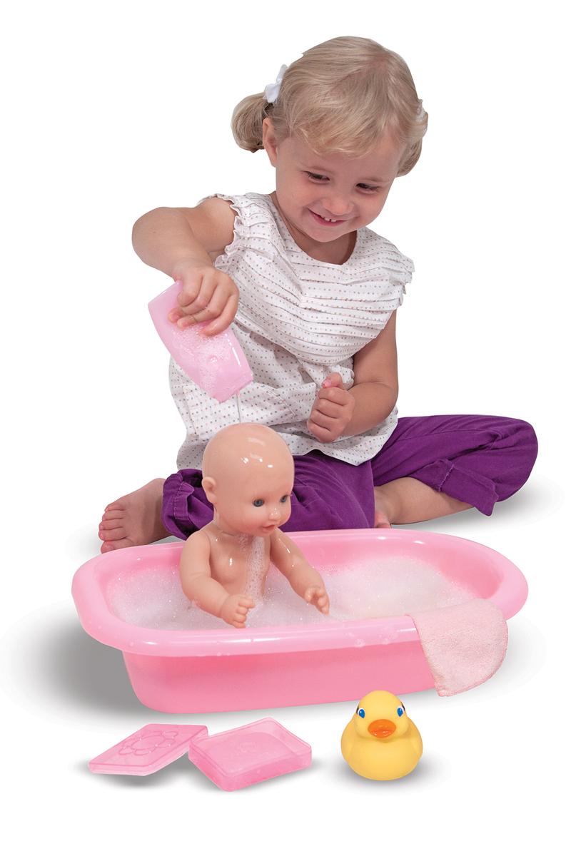 Melissa & Doug - Mine to Love - Bathtime Play Set 4710b3da29981b46c4f40c67037de104