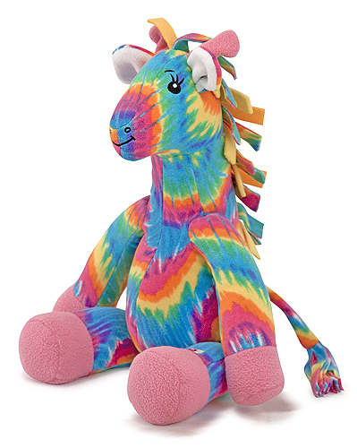 Melissa and Doug Beeposh Rainbow Giraffe Stuffed Animal