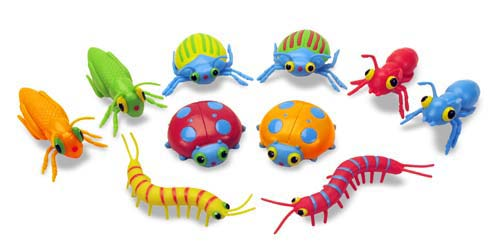Melissa & Doug Bag of Bugs 6060