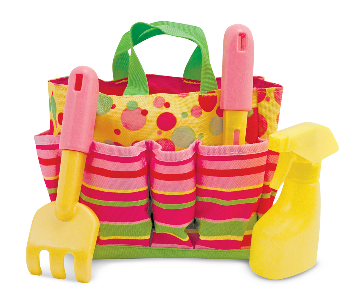 35 things for kids 39 summer fun gift baskets earning and for Gardening tools toddlers