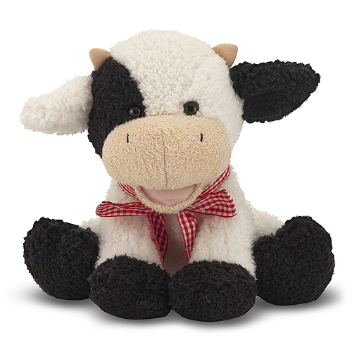 Melissa and Doug Meadow Medley Calf Stuffed Animal