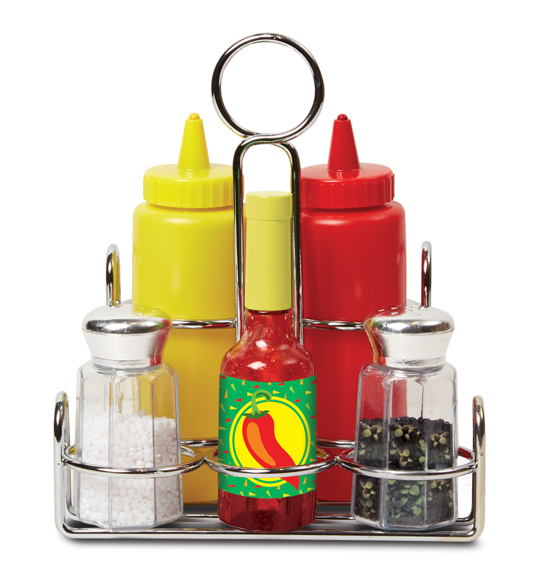 Let 39 s play house condiment set best toys for 3 year for Kitchen set for 5 year old