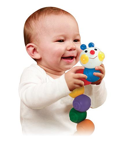 Melissa & Doug - Build an Inchworm Pop Blocs Learning Toy 89dc77edbe2968fd02001638447c2efe