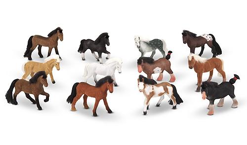 Melissa & Doug - Pasture Pals Collectible Horses 8a88923c2ef4c50d01d588401d2982a5