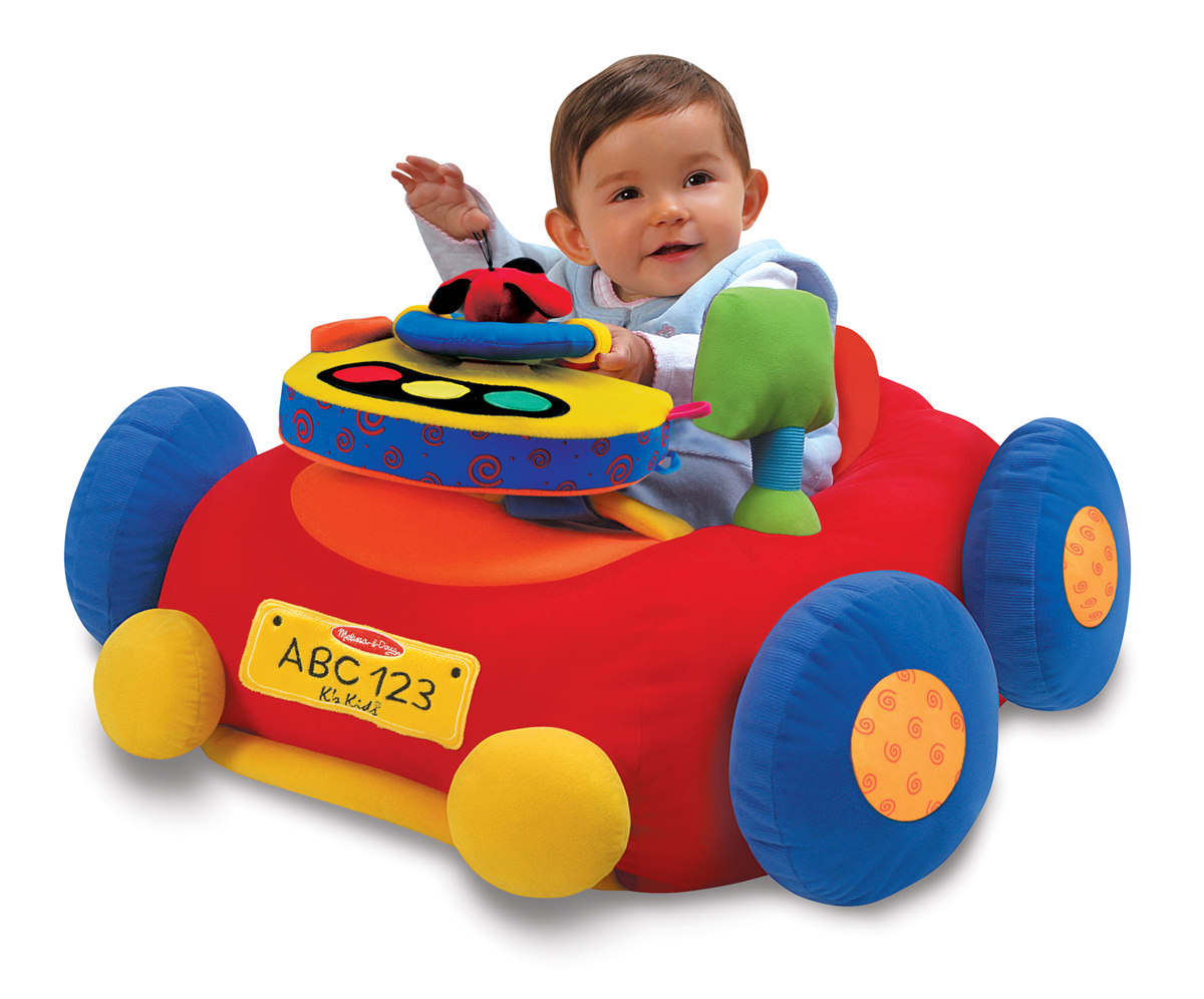 Melissa & Doug Beep-Beep & Play Activity Toy 9220
