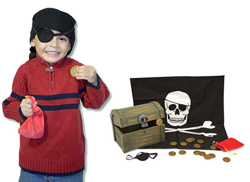 Pirate Chest 20 30 Melissa And Doug