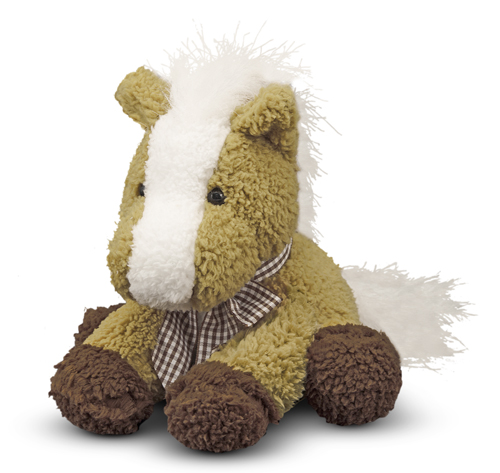 Melissa and Doug Meadow Medley Pony Stuffed Animal