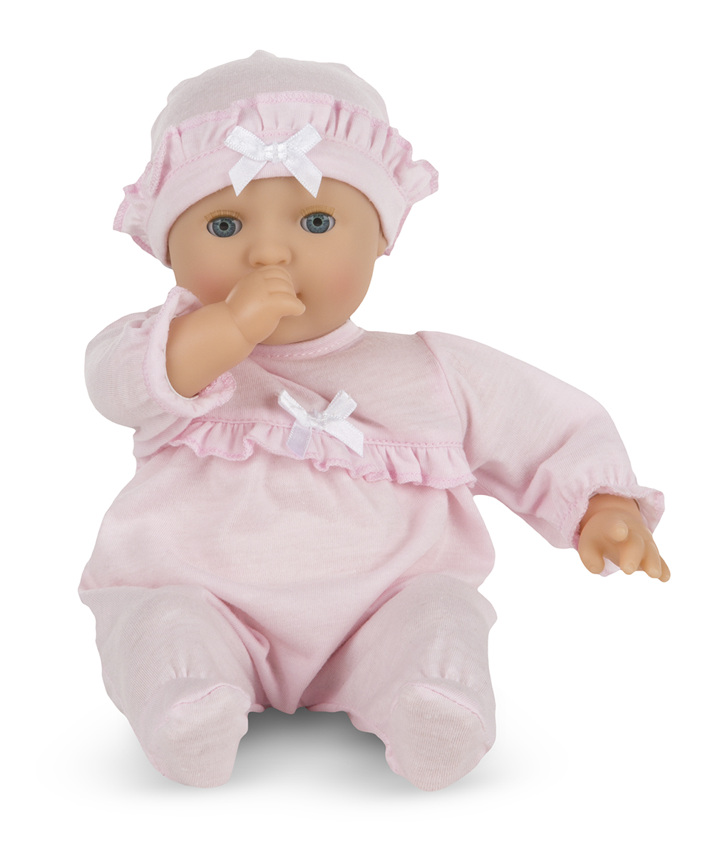 "Melissa and Doug Jenna 12"" Doll - Mine to Love"