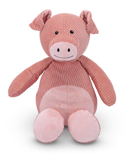 Melissa and Doug Corduroy Cutie Pig Stuffed Animal
