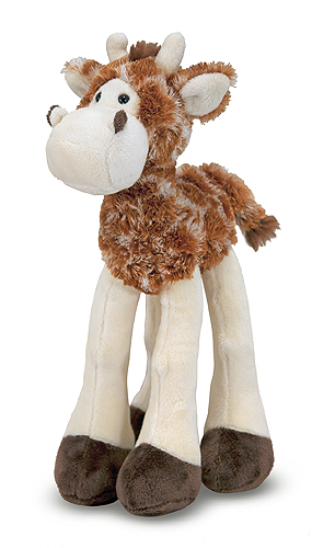 Melissa and Doug Lanky Legs Giraffe Stuffed Animal