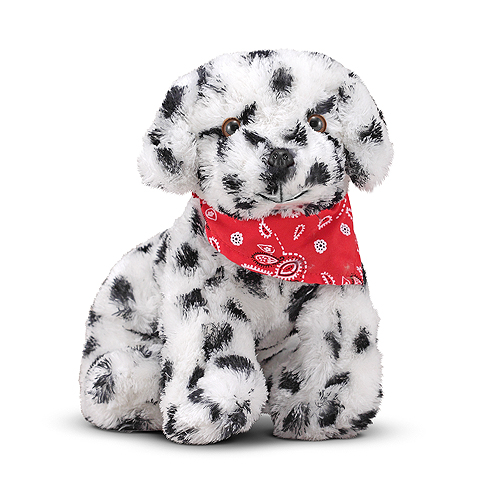 Melissa and Doug Blaze Dalmatian Puppy Dog Stuffed Animal