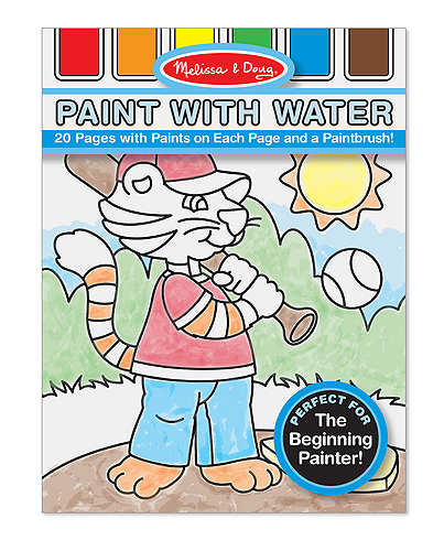 Melissa & Doug - Blue Paint with Water Kids' Art Pad c29329fb9078a81add24d4c1d07eea9d