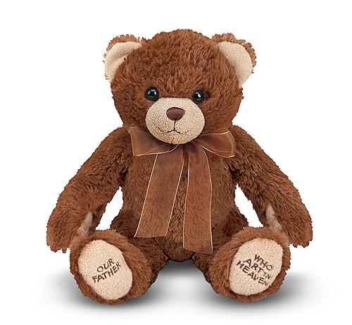 Christian Teddy Bears Plush Prayer Bears