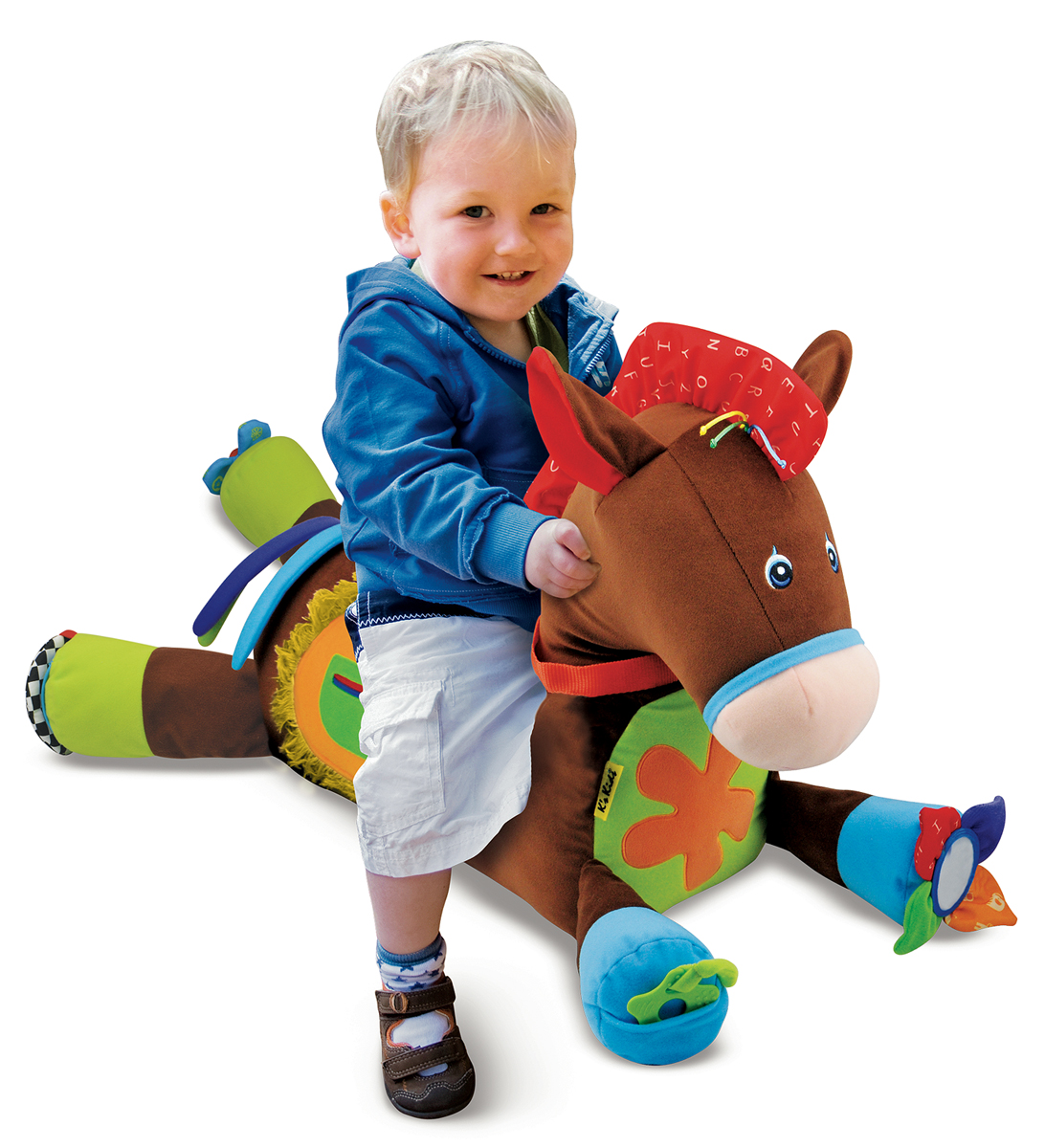 Melissa & Doug Giddy-Up & Play Activity Toy 9222