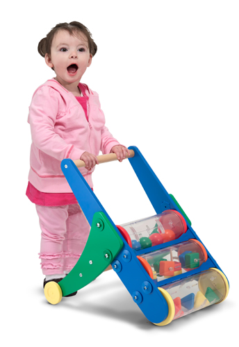 Toys For Toddlers Learning To Walk : Recommended toys that help babies learn to stand and