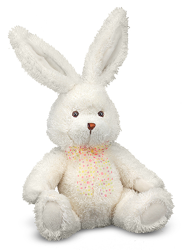 Melissa and Doug Brenna Bunny Rabbit Stuffed Animal