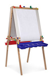 Deluxe Wooden Standing Art Easel