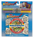 Blendy Pens Surprise-Art Coloring Book - Fairies & Princesses