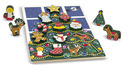 Christmas Tree Chunky Puzzle - 13 Pieces