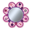 Decorate-Your-Own Flower Mirror