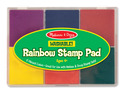 Rainbow Stamp Pad