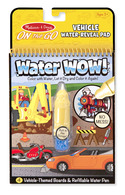 Water WOW! Book - Vehicles