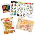 Kids Coloring Set with FREE Manila Pad