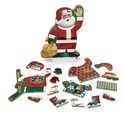 Santa Claus Magnetic Dress-Up Set