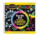 Scratch Magic Doodle Pad Book