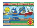 Swivel & Lift Magnetic Harborside Crane