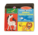Animal Puzzle Book