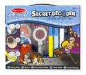Secret Decoder Deluxe Activity Set - ON the GO