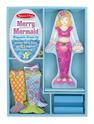 Waverly Mermaid Magnetic Dress-Up Set