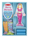 Merry Mermaid Magnetic Dress-Up Set