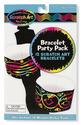 Scratch Art® Party Pack - Bracelets