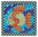 Tropical Fish Peel & Press Sticker by Numbers