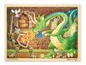 Dragon Wooden Jigsaw Puzzle - 48 pieces