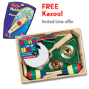 Band in a Box Value Set with FREE Kazoo