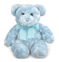 Blueberry Blue Teddy Bear Stuffed Animal