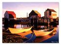 Golden Docks Cardboard Jigsaw - 500 Pieces